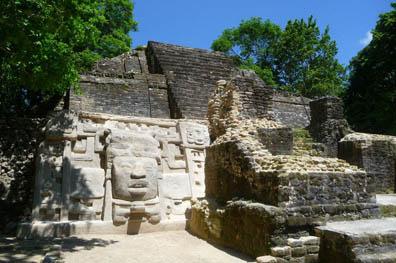 Lamanai Mayan Ruin