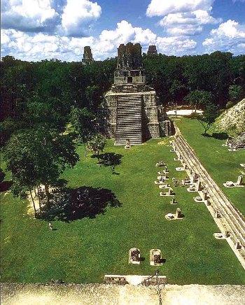 Tikal Maya Adventure Tour