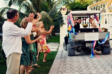 Barefoot in Belize, Beach Wedding Package - 1